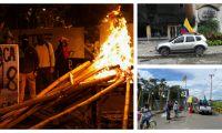 En Cali se han presentado fuertes disturbios, destrozos y muertos en los últimos días.