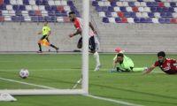 El gol anotado por Miguel Ángel Borja.