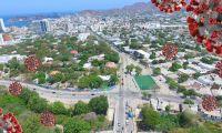 En Santa Marta se presentaron cinco fallecimientos por covid-19.
