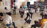 La entidad realizó taller de educación ambiental