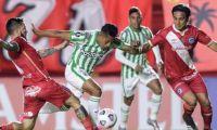 Al minuto 89, Emanuel Herrera marcó el único gol del partido en el estadio Diego Maradona.