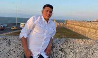 Sebastián Londoño, miembro de familia de empresarios del transporte en Aguachica.