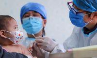 China autorizó vacuna en niños.