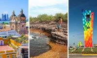 Cartagena, Barranquilla y San José del Guaviare fueron nominadas.
