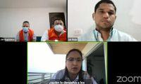 El diputado Mejía criticó a la Secretaría de Salud por el manejo de ese sector en el departamento.