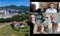 Nuevos programas de pregrado y postgrado hacen parte de la cooperación internacional.
