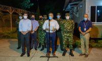 El Jefe de Estado anunció la recompensa durante su visita a Cúcuta.