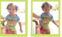 Niño encontrado en Guamal.