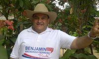 Benjamín Socadagui Cermeño.