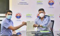 Acuerdo entre Unimagdalena y Alcaldía de Zona Bananera