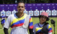 Daniel Pineda y Valentina Acosta.