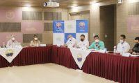Programa de Cine y Audiovisuales de Unimagdalena recibió visita de pares académicos.