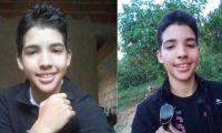 Erick José Ortiz Caro de 16 años.