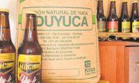 Cerveza a base de yuca