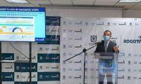 Secretario de Salud de Bogotá.