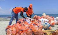 Este evento contó con un completo despliegue de acciones en favor del ecosistema costero.
