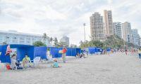 Santa Marta recibió más de 52 mil turistas.