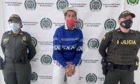 a prisión por presunto crimen