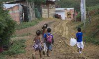 Pobreza creció en Colombia.