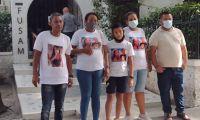 Familiares de Laura de Lima.