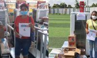 Las entregas se realizaron en Fundación y Aracataca.