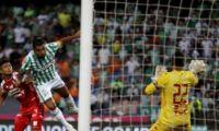 Nacional viene de clasificar a semis de la Copa.