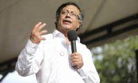 Gustavo Petro, líder de Colombia Humana.