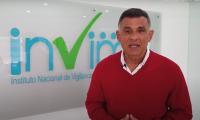 Julio César Aldana, director del Invima.