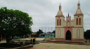 Plaza del Cerro de San António.