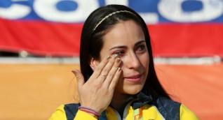 Mariana Pajón.