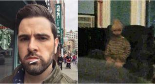 Adam Ellis y el fantasma del niño.