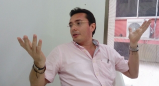 Ricardo Salinas, contralor del Magdalena.