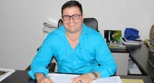 Luis Andres Ospina, secretario de Educación del municipio de Ciénaga.