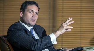 Embajador colombiano en Washington, Juan Carlos Pinzón