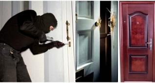 Las puertas de seguridad son una opción clave para evitar el hurto a las viviendas.