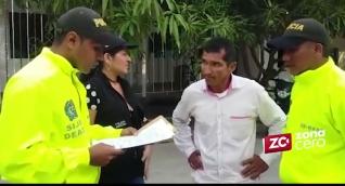 La captura fue efectuada por la Sijin y el CTI de la Fiscalía.