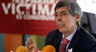 Alan Jara, exgobernador del Meta y hoy director de la Unidad de Víctimas.