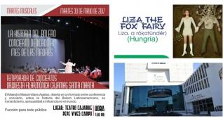 Prográmate con los eventos de teatro del 24 al 30 de mayo.