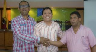 El rector Pablo Vera Salazar Ph.D lideró la concertación con los sindicatos de trabajadores de la Universidad del Magdalena.