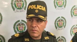 Subcomandante de la Mesan, coronel Henry Fernández Castellanos.