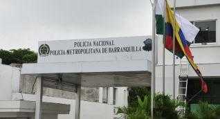 Comando de la Policía Metropolitana de Barranquilla