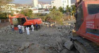 Tribunal suspende demolición del cerro Sagrado Jate Matuna, donde se proyectaba construir el Edificio Magenta.