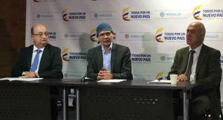 Rueda de prensa donde se dio a conocer la nueva política pública para medicamentos del país.