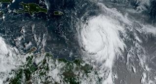Aunque alcanzó la categoría 5, se prevé que María no será un huracán tan potente como Irma.
