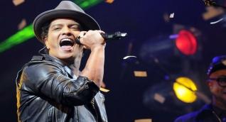 Bruno Mars en concierto