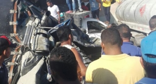 Accidente en Cuestecitas, La Guajira