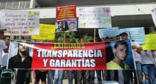 Familiares piden justicia