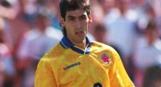 Andrés Escobar, defensor asesinado.