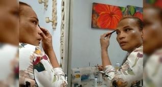 Betty Orozco, víctima de abuso sexual hace 12 años.