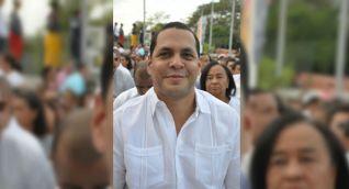 Chadán Rosado Taylor, presidente de la Asociación de Personeros del departamento.